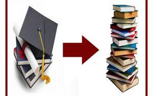 تبدیل پایان نامه به کتاب در اهواز